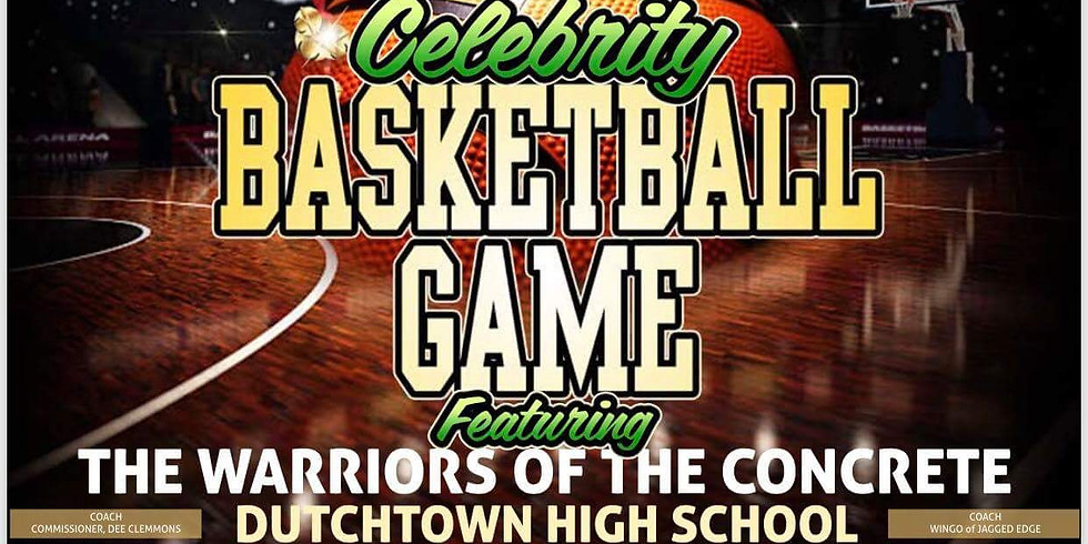 """""""Fill The Bus"""" Celebrity Basketball Game"""