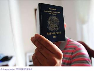 Relato de um brasileiro que tentou cruzar a fronteira dos EUA ilegalmente