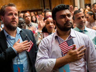 Teste de naturalização dos EUA está prestes a mudar