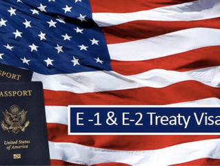 Visto E-2: excelente alternativa para quem tem passaporte de outra nacionalidade