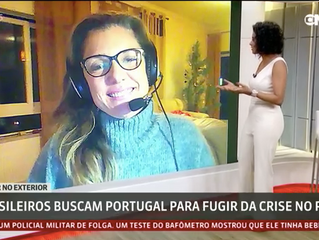 JBJ Partners contribuiu com matéria da Globo News sobre brasileiros buscando outros países para vive