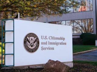 USCIS anuncia desligamento temporário de 13.400 funcionários