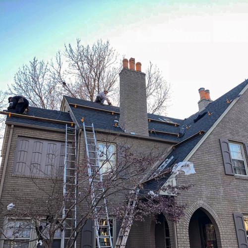 Big roof construction in tulsa, ok
