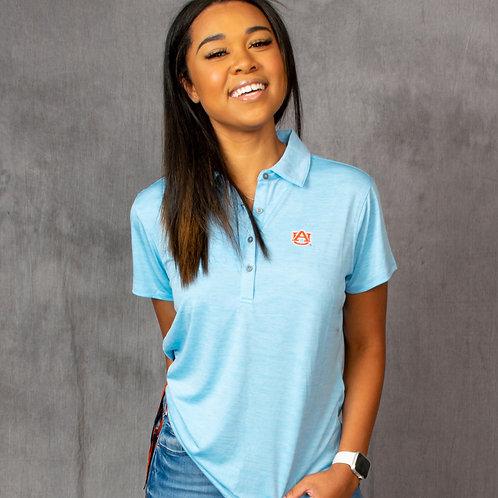 Auburn University Blue Polo