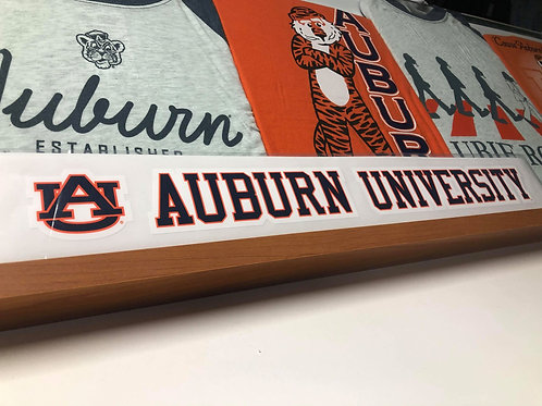 "20"" Classic Auburn University Decal"