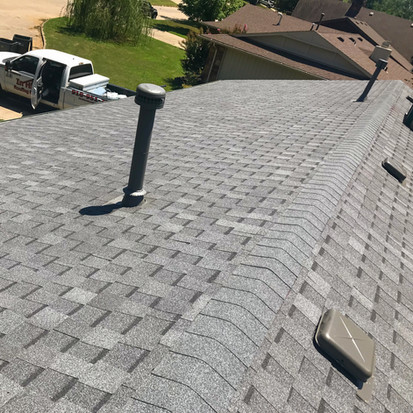 Roof repair in tulsa, OK by In His Name