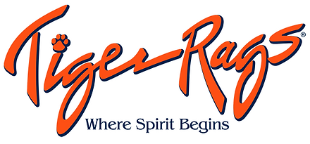 Tiger Rags Logo Legendary Gameshirt Company
