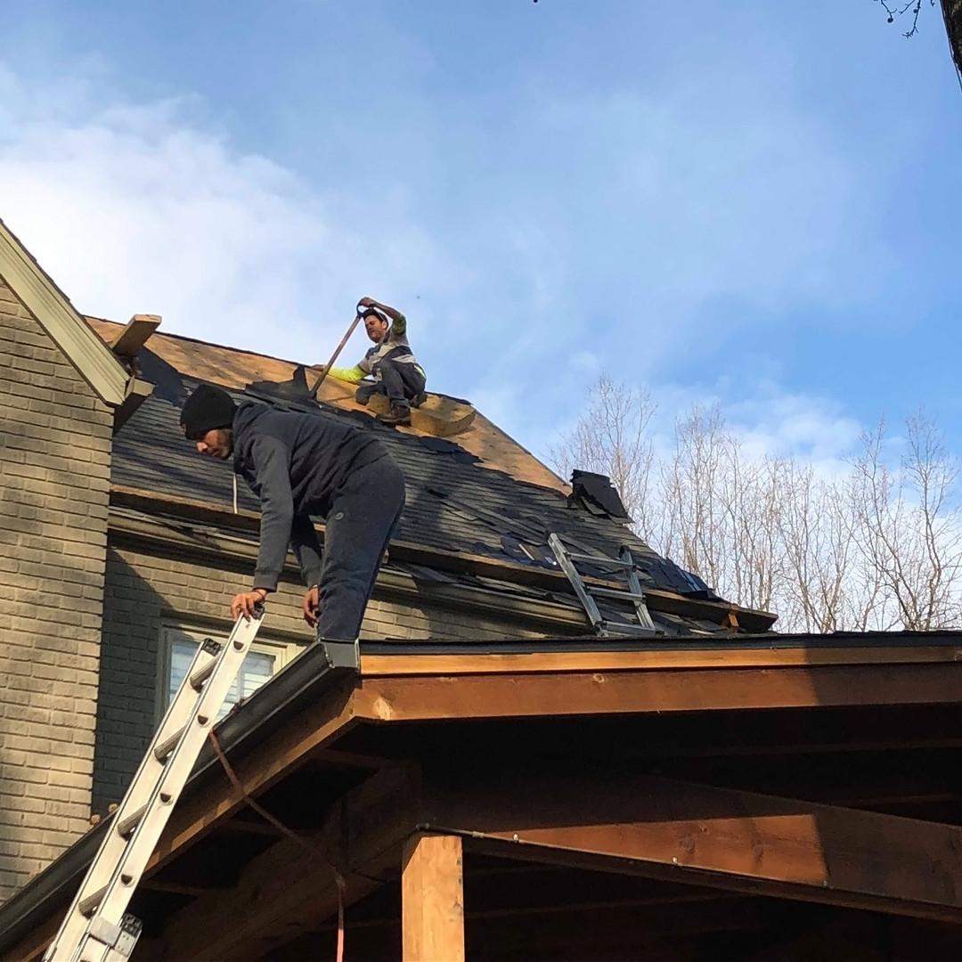 Roof replacement in broken arrow, ok