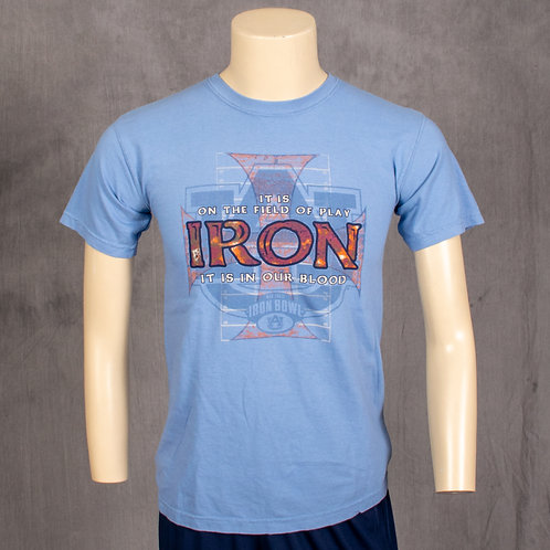 AU861 Iron Bowl Tee SS