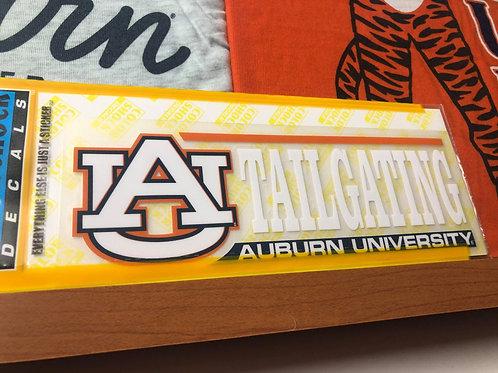 Auburn University Tailgating