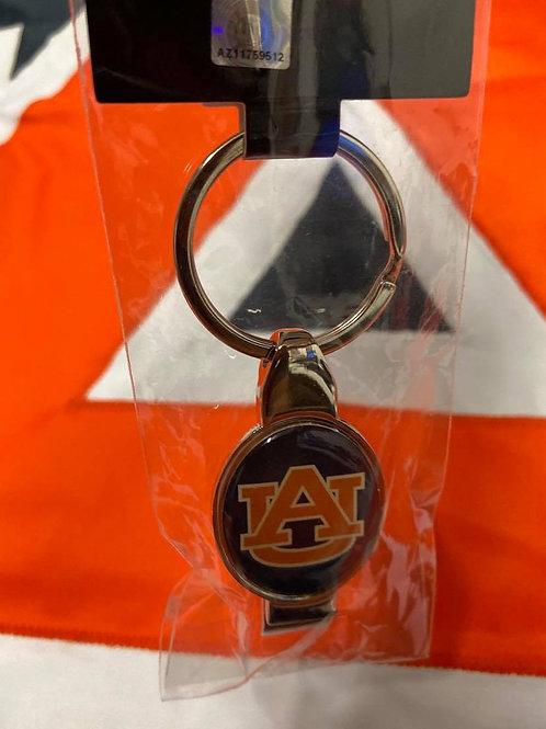 Classic AU Bottle Opener Key Ring