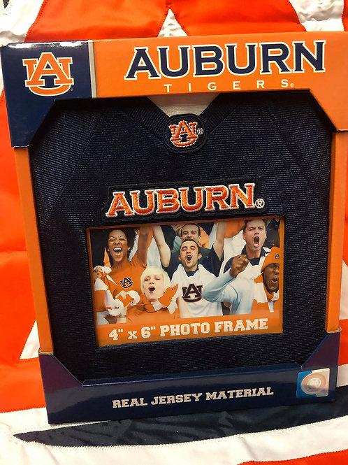 Auburn Jersey Photo Frame