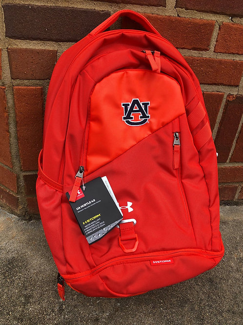 Under Armour Orange Auburn Backpack