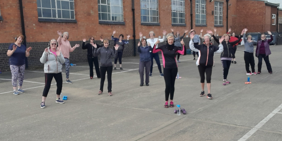 Outdoor Gold Fitness Class (Saturday Morning)