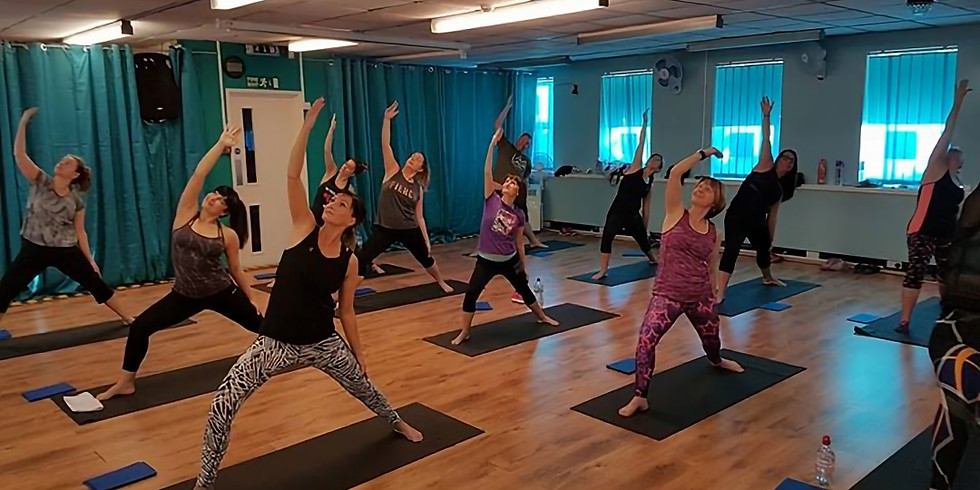 Monday Evening Yoga Session
