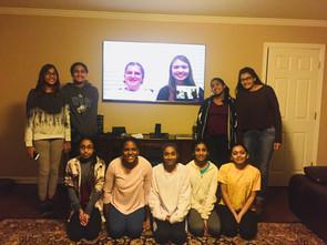 Skype with team