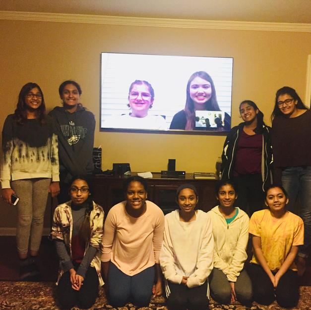 Teaching about robotics over Skype