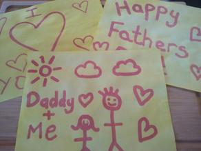 Secret Message For Dads!