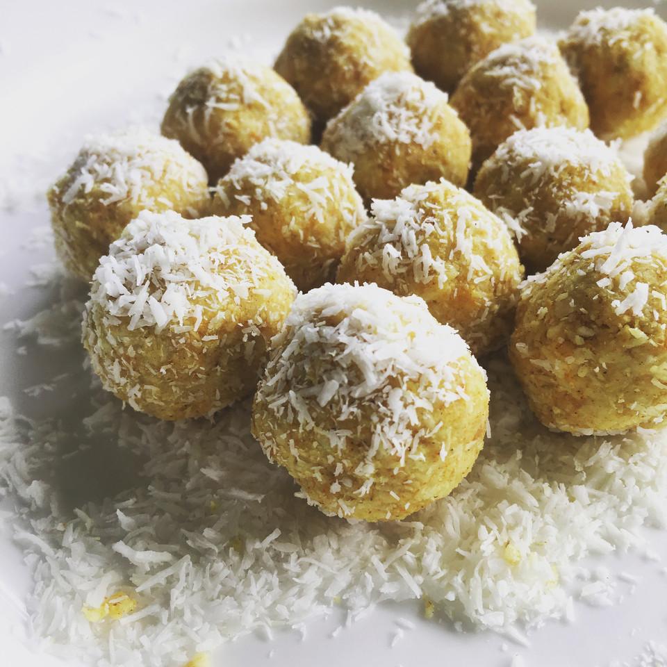 Turmeric Balls