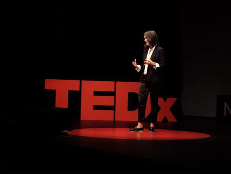 Going Back - Moving Forward: TEDx