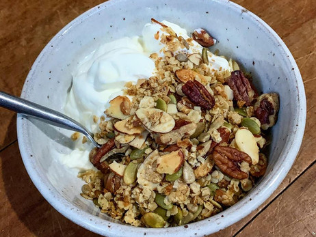 The only granola recipe you'll ever need