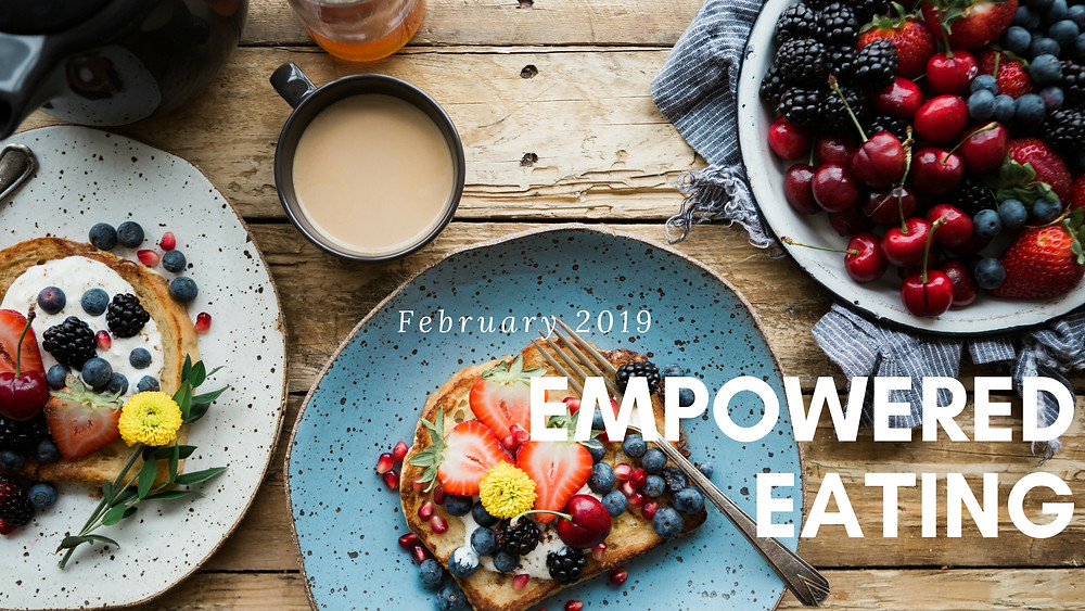Michelle Yandle Empowered Eating