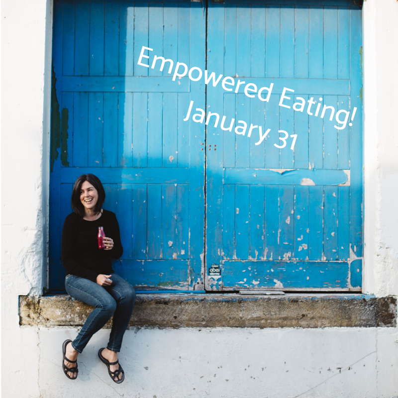 Empowered Eating Course! Food Freedom for life.