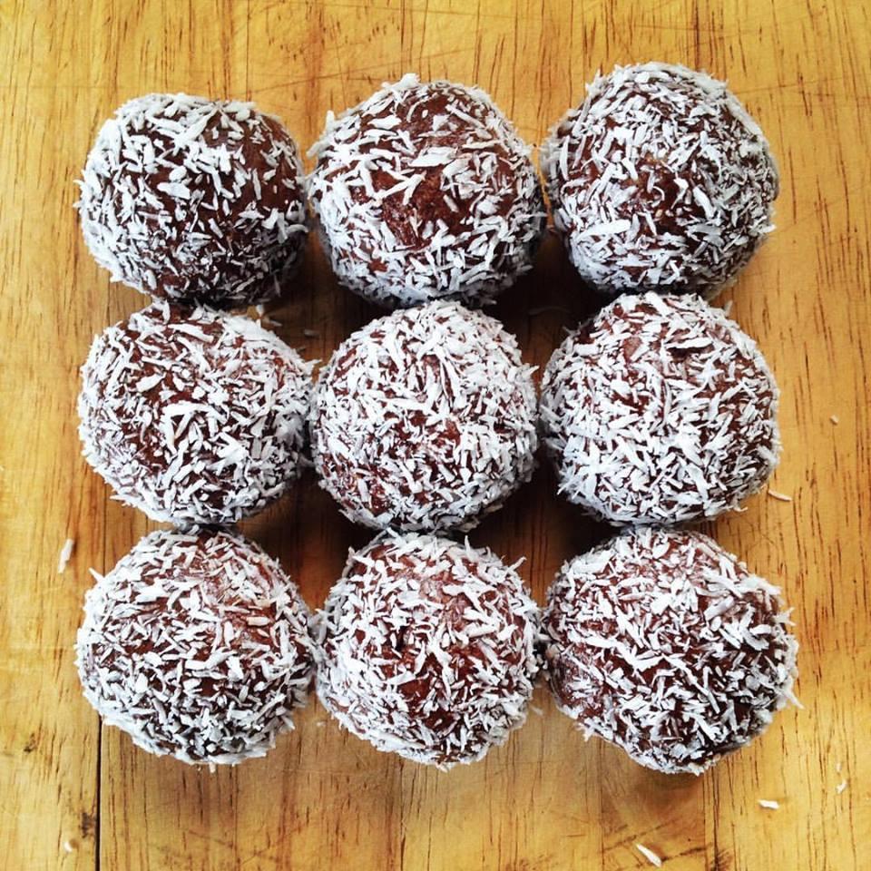M.Y Protein Balls