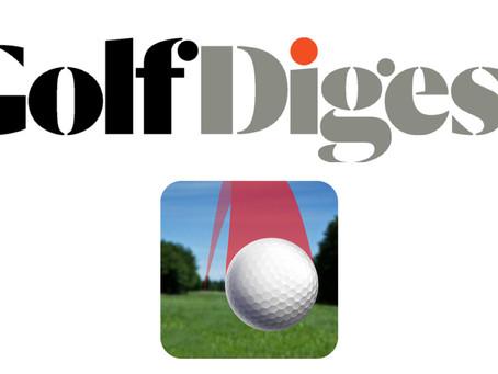 Winner of the 2018 Golf Digest Editors' Choice Award: Best Golf App!