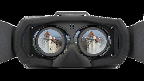 DJI FPV for VR headset
