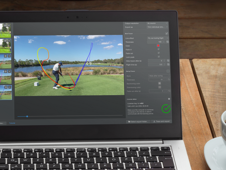 Shot Tracer Pro for MacOS and PC