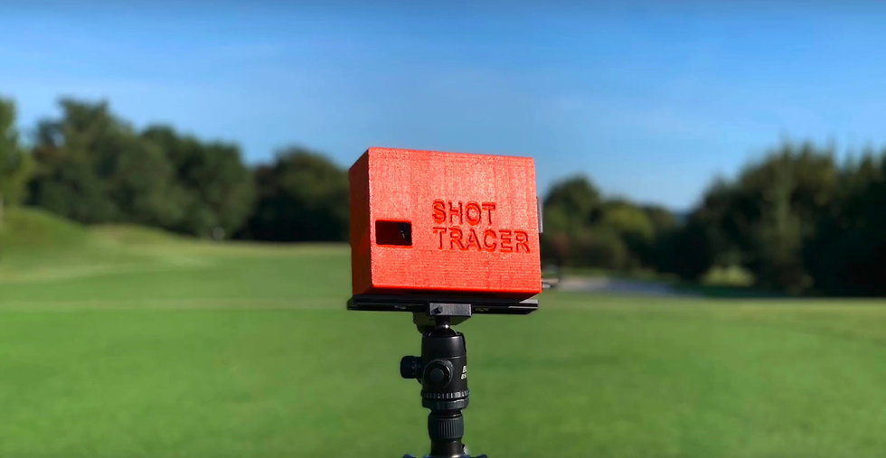 Shot Tracer Camera
