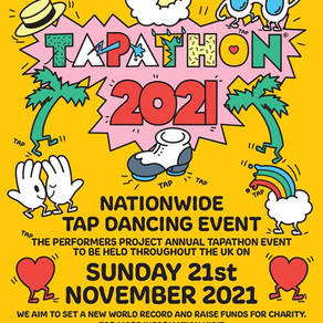 The Performers Project, Children In Need Tapathon 2021