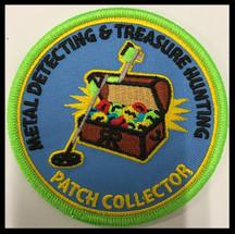 metal detecting & treasure hunting - pat