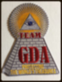 Team GDA protecting the world's treasure