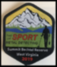 The sport of metal detecting summit bech