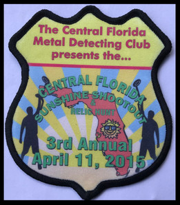 The central Florida metal detecting club