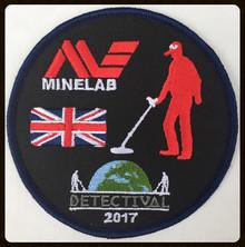 Minelab Detectival 2017