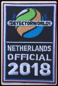 Detectorworld Netherlands official 2018.