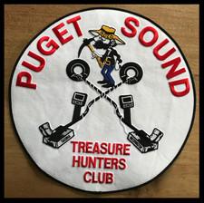 PUGET Sound treasure hunters club (very