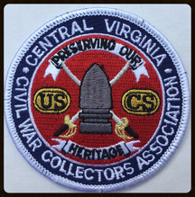 Central Virgina cival war collectors ass