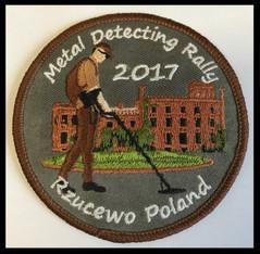 Metal detecting rally 2017 RZUCEWO Polan