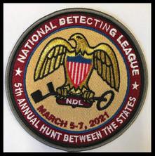 National detecting league 5 th annual hu