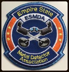 Empire State ESMDA metal detector Associ