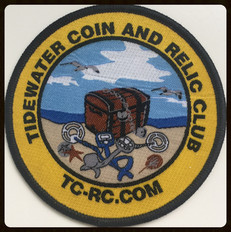 TIDE water coin and relic club TC-RC.com