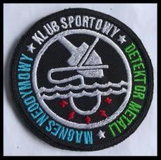 Klub sportowy detektor or metal - magnes