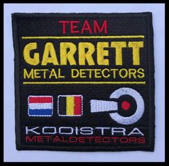 Team Garrett metal detectors - kooistra
