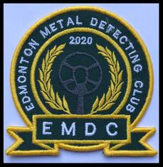 Edmonton metal detecting club 2020 EMDC.
