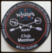 White's MMXV club Member - Honor loyalty patience persistence perseverance honesty