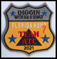 Digging with KG & Ringy Florida hunt 7 t